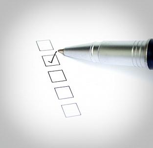 10 tips, checklist