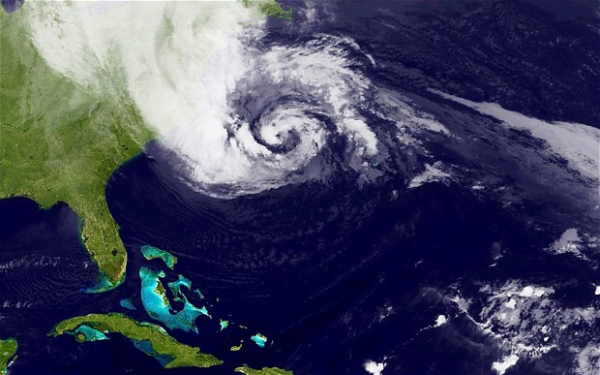 Radiologists Hurrican Sandy
