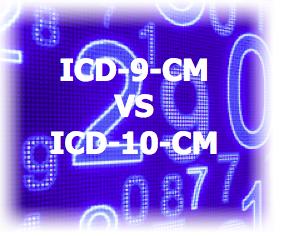 ICD 9 and 10