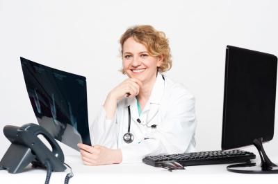 radiology billing HIS