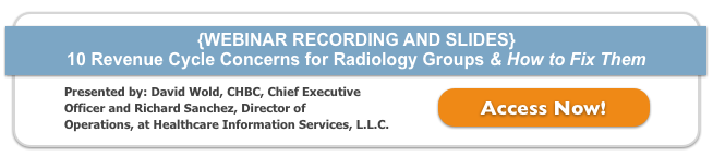 Radiology Revenue Cycle Management
